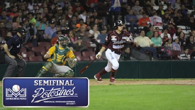 Beisbol, LMP: Tomateros reaccionó en casa para igualar la serie con Cañeros