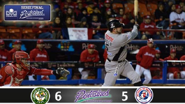 Beisbol, LMP: En extra innings, soto responde y Cañeros vence a los Águilas para tomar ventaja