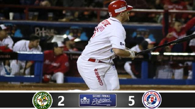 Beisbol, LMP: Los Águilas dominan a Cañeros y se ponen a un juego del campeonato
