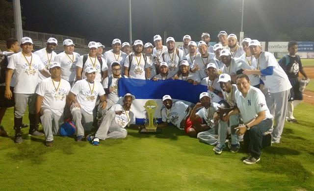 Beisbol, LIV: Tigres de Chinandega de Nicaragua, campeón de la SL2017