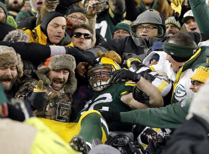 NFL, Futbol Americano: Rodgers ayuda a la victoria de Green Bay sobre Giants