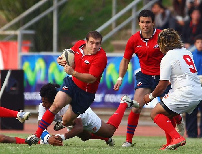Rugby: Chile se clasifica el circuito mundial de Rugby