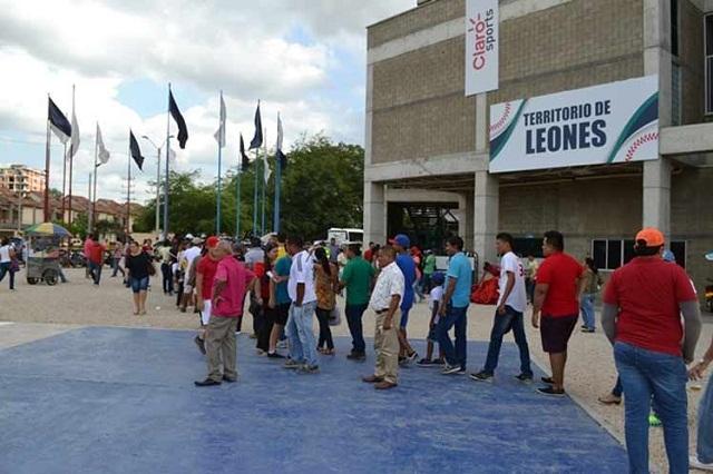 Beisbol, LIV: Montería de la bienvenida a peloteros de la Serie Latinoamericana