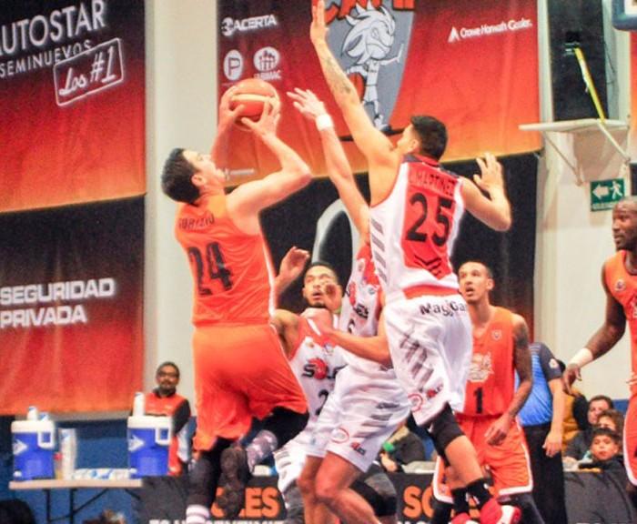LNBP, Baloncesto: Soles se queda con la serie en tiempos extras