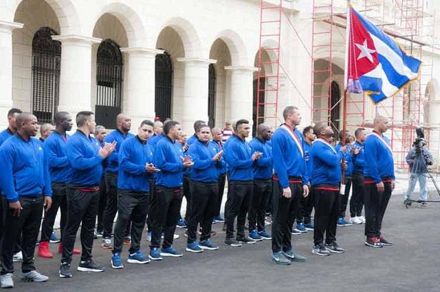 Beisbol, FCB: Equipo cubano promete lucha en la Serie del Caribe