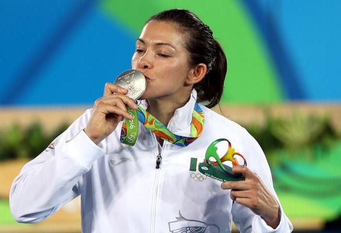 Taekwondo: Maria del Rosario habló sobre su experiencia como medallista