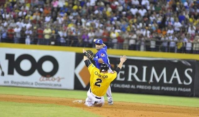 Beisbol, LIDOM: Inoa decide victoria de Águilas Cibaeñas sobre los Tigres de Licey