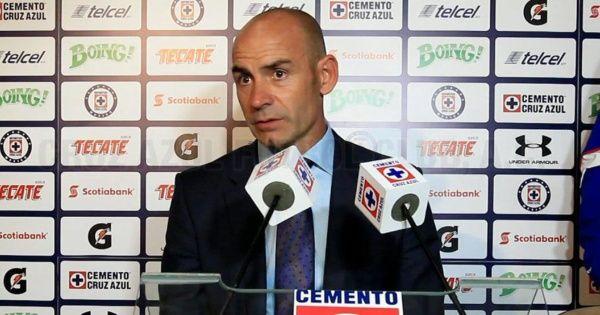 Futbol: Jémez se mantendrá en Cruz Azul aunque pierda ante América