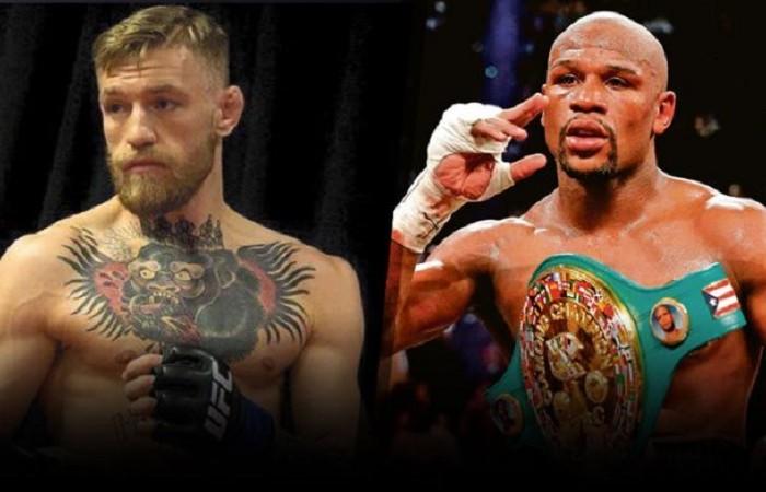 Box: Mayweather no descarta pelea con McGregor