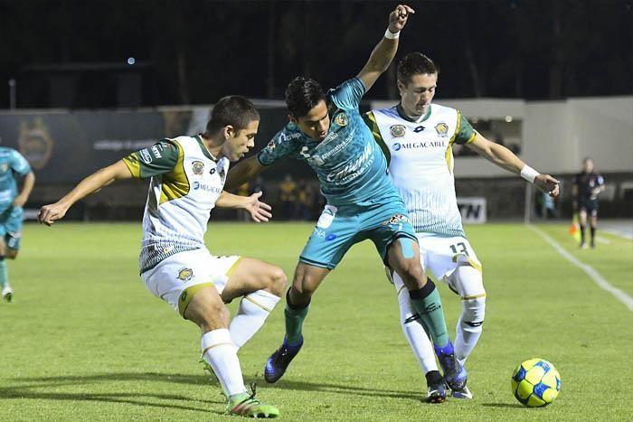 Futbol: Potros de la UAEM relincha en la Copa MX y debuta con triunfo