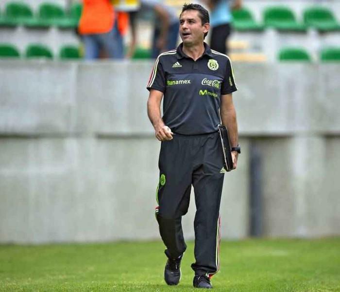 Futbol: Roberto Medina se encargará de la Selección Mexicana Femenil