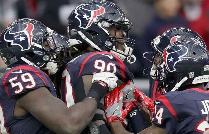 Futbol Americano: Se termina el sueño de Raiders en manos de Texans