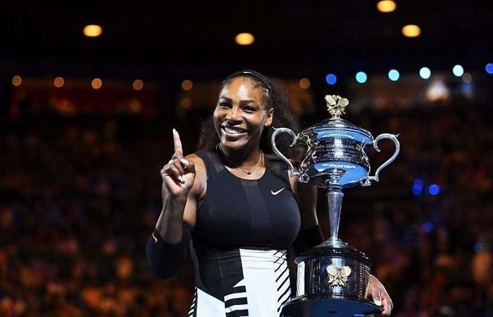 Tenis: Serena Williams hace historia