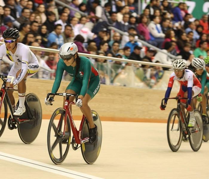 Ciclismo: Mexicanos llegan a sede de cuarta Copa del Mundo