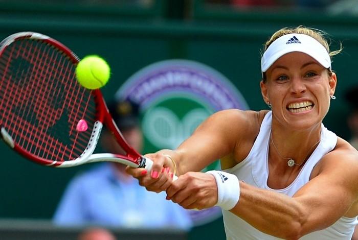 Tenis: Puig cae ante Kerber