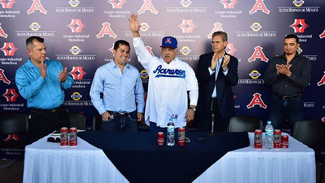 Beisbol, LMB: Wally Backman, nuevo manager de Acereros de Monclova