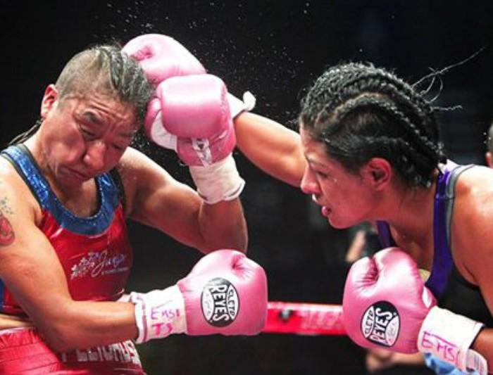 Box: Muciño y DeMarco obtienen triunfo