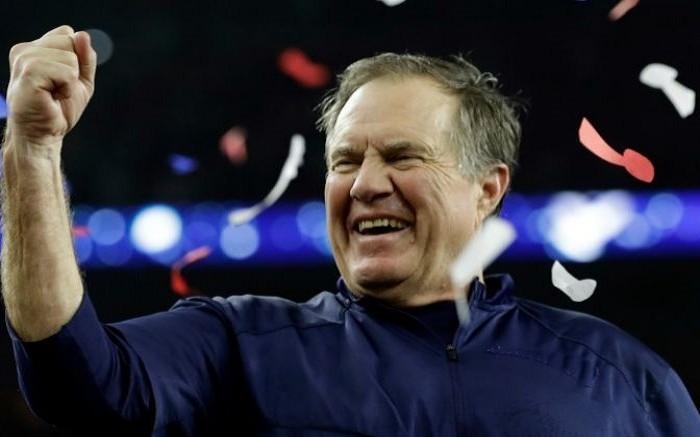NFL, Futbola Americano: Belichick entrenador más ganador de Super Bowl