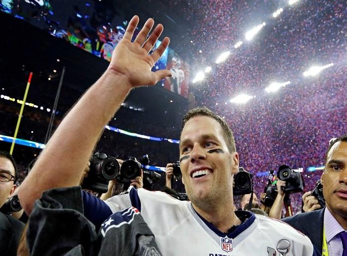 NFL, Futbol Americano: Tom Brady jugador más valioso del Super Bowl