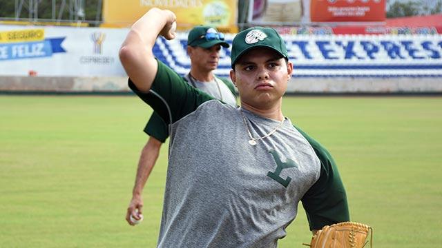 Beisbol, LMB: Carlos Bustamente regresa a Leones de Yucatán