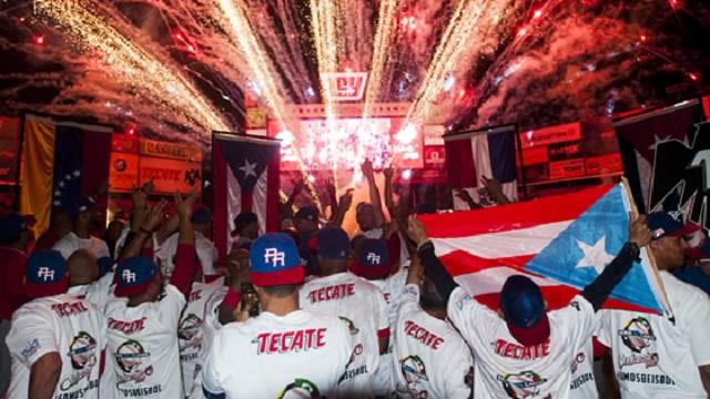 Beisbol, CBPC: Puerto Rico es campeón de la Serie del Caribe 2017
