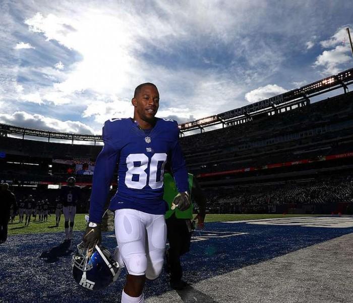 NFL, Futbol Americano: Víctor Cruz es liberado por los Giants