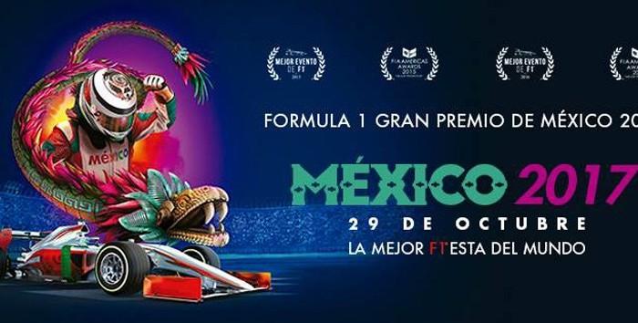 Automovilismo: GP de México mantendrá precios del 2016