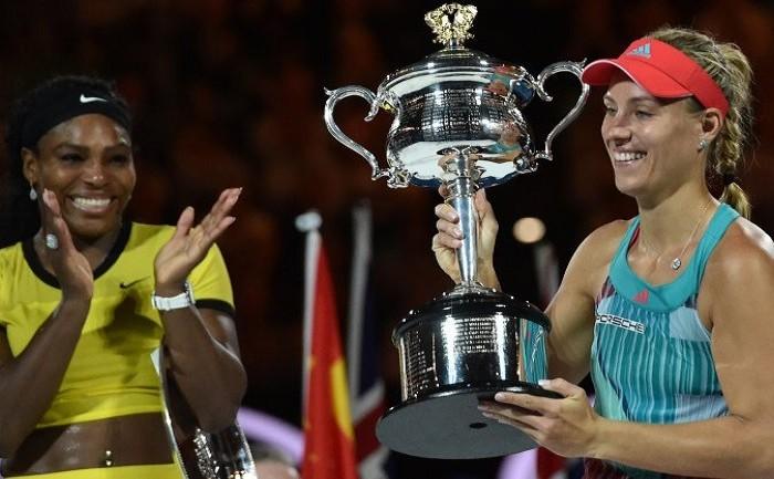 Tenis: Kerber se acerca a Serena Williams