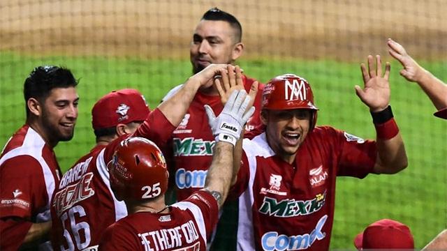 Beisbol, CBPC: Águilas de Mexicali le pasó por encima a Licey y marcha invicto