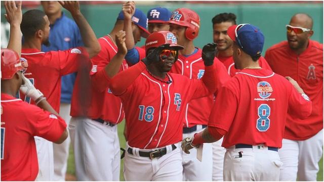 Beisbol, CBPC: Puerto Rico derrotó a Dominicana y tiene boleto a las semifinales de la SC2017