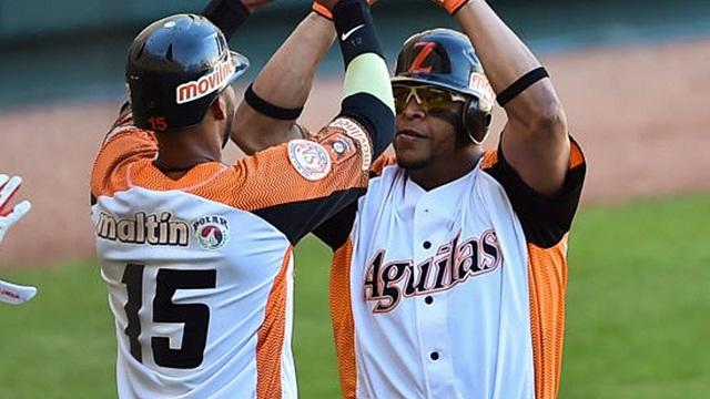 Beisbol, CBPC: Águilas del Zulia derrotó a Tigres del Licey y empata primer lugar