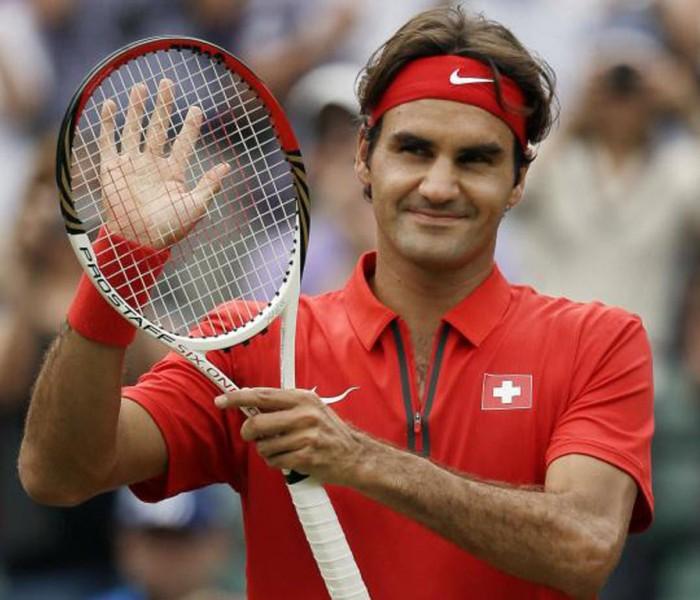 Tenis: Roger Federer confía en mantener buen paso