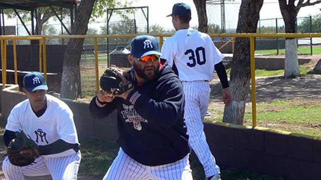 Beisbol, LMB: Sultanes de Monterrey, listos para iniciar su pretemporada
