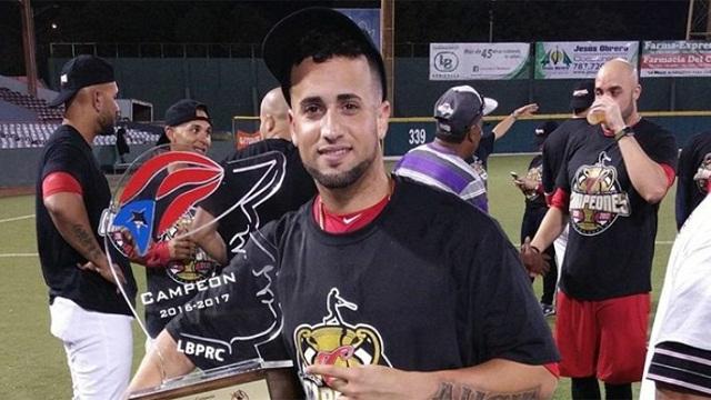 Beisbol, CBPC: David Vidal de Puerto Rico, Jugador Más Valioso de la Serie del Caribe