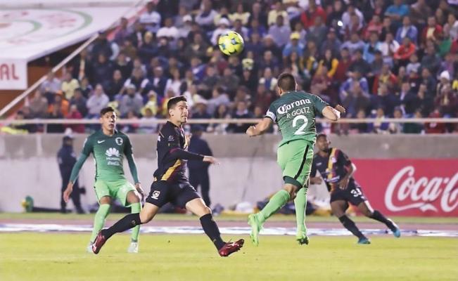 Futbol: Coras de Tepic aumenta la presión en América al derrotarlos en Copa