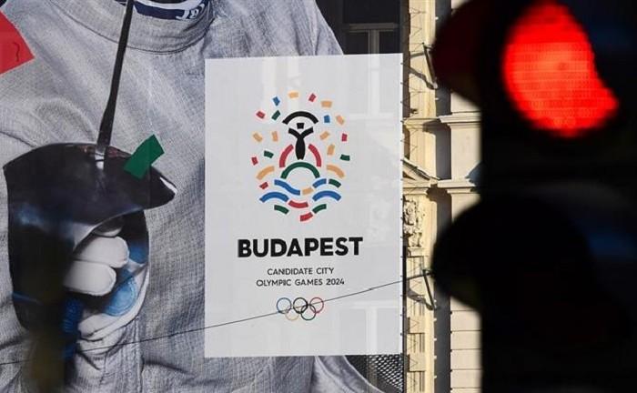 Juegos Olímpicos: Budapest retira candidatura de 2024