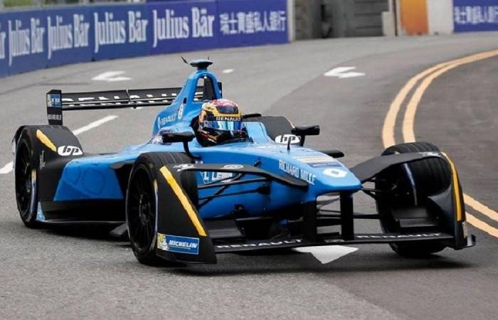 Automovilismo: Firma china entra en el capital de la Fórmula E