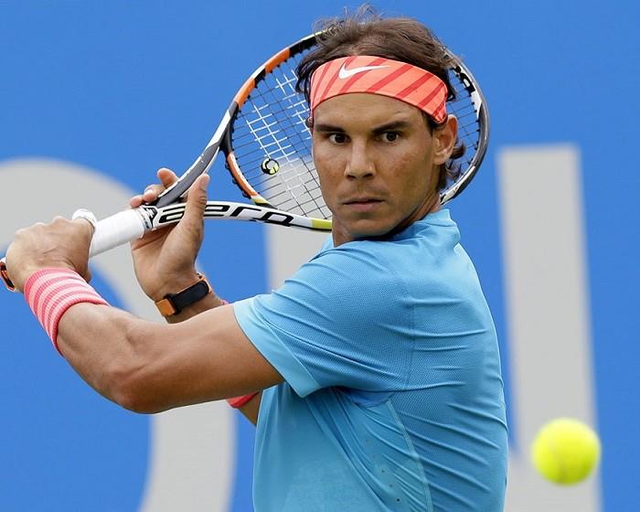 Tenis: Rafael Nadal estrena la cancha de Acapulco