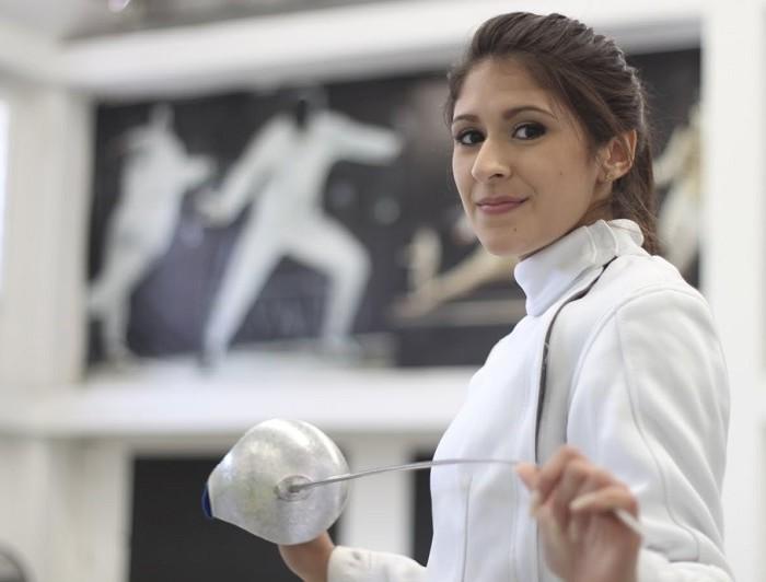 Esgrima: Paola Pliego acaba en lugar 77 dentro de Copa del Mundo