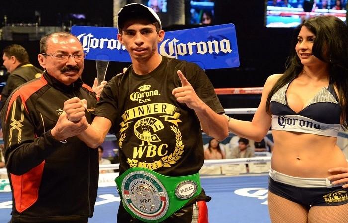 Box: Rey Vargas comenzará ruta rumbo a pelea titular