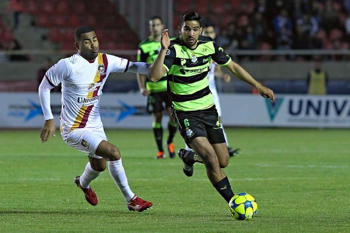 Futbol: Santos revive en la Copa MX por golear a Coras