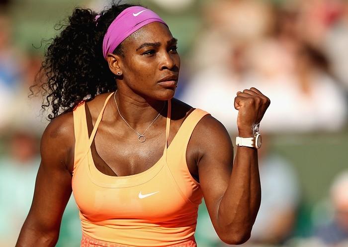 Tenis: Serena sigue ne lo más alto
