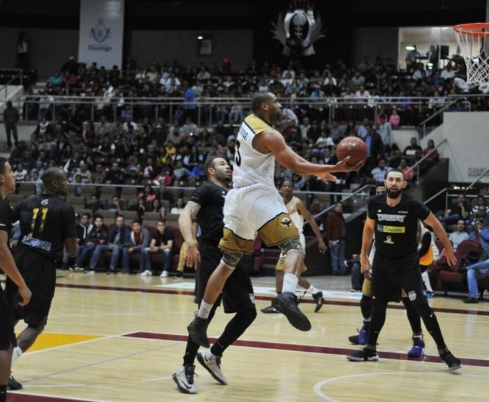 CIBACOPA, Baloncesto: Águilas Doradas saca el triunfo