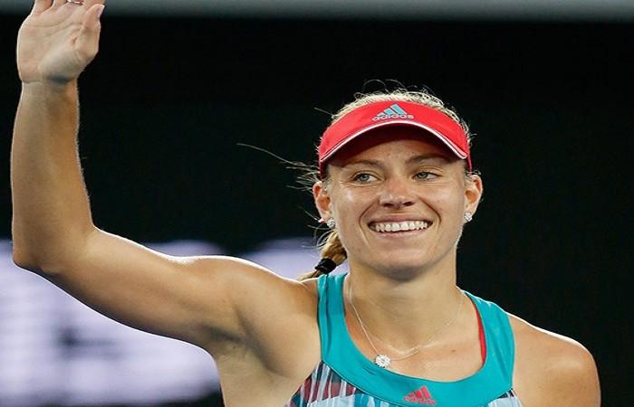 Tenis: Angeline Kerber encabeza figuras en el Abierto de Monterrey