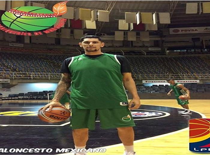 FIBA, Baloncesto: Conoce el nuevo destino de Edgar Garibay