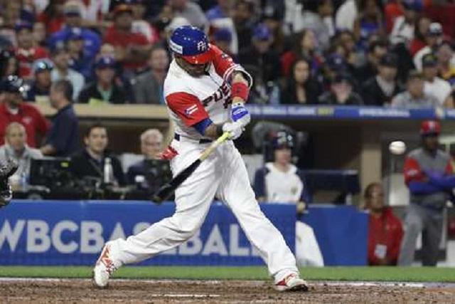 Beisbol, WBC: Puerto Rico eliminó a Holanda para llegar a la final del Clásico Mundial