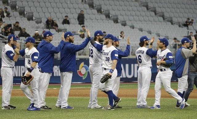 Beisbol, WBC: Israel venció a Holanda y ambos van a la segunda ronda del Clásico Mundial