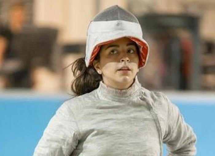 Esgrima: Julieta Toledo va por triunfo en Campeonato Panamericano