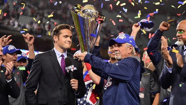 Beisbol, WBC: Leyland se despide como manager y Estados Unidos aspira a más éxitos en el Clásico Mundial