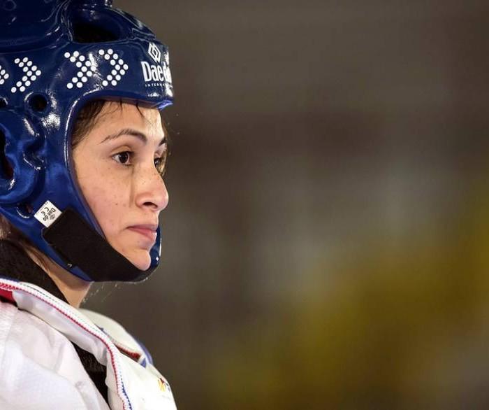Taekwondo: Todo el tiempo tiene en mente una competencia